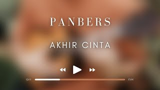 Panbers - Akhir Cinta (Official Music Video)