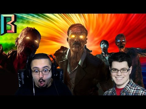 Hilarious Black Ops 3 Zombies With Mr Bayeasy - Double Perspective - 동영상