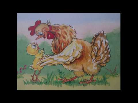 Как цыпленок голос искал смотреть мультфильм