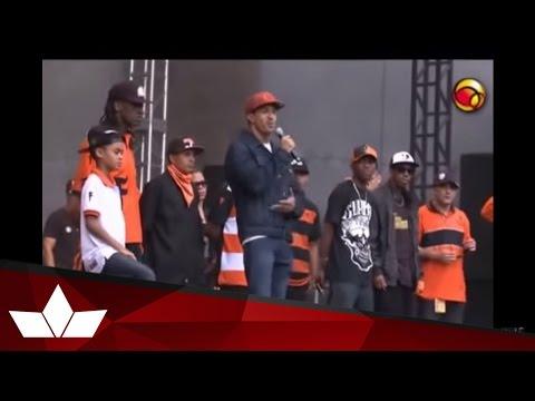 Racionais MC's Criticam Furtos Na Virada Cultural 2013