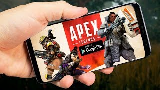 Apex Legends Mobile New Battle Royale Game is Here For Android & ios