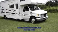 Palm Beach RV Rental Motorhome Camper RV Rental