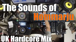 DJ Cotts  - The Sounds of Hommarju (UK Hardcore Mix)