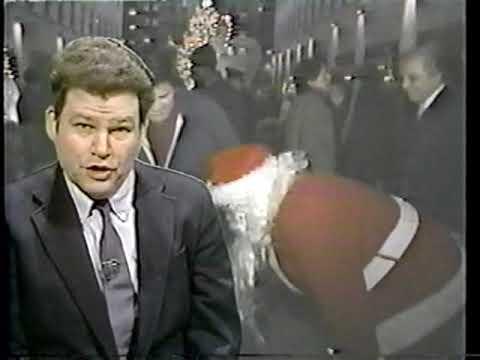 WOR PSA's (Lloyd Lindsay Young, John Gambling), 1985
