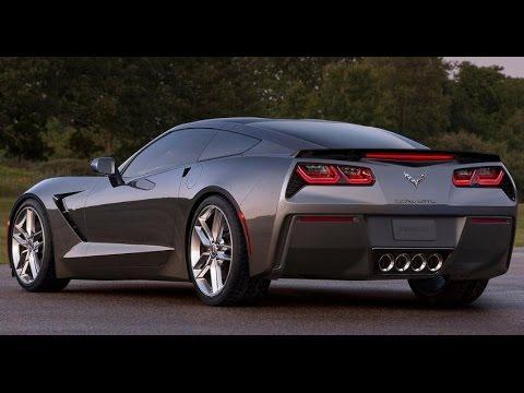 Тест драйв от Давидыча Chevrolet Corvette С7