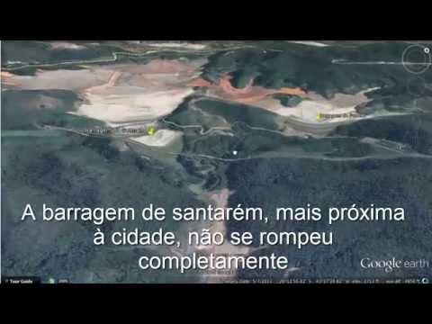 EXPLICAÇÃO sobre o rompimento da barragem em Mariana.