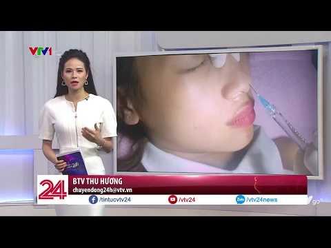 Tp. HCM: Bệnh nhân khởi kiện vì hỏng mắt sau tiêm filler mũi | VTV24
