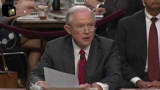 Jeff Sessions Opening Statement 6/13/17 Free HD Video