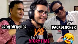 When a Frontbencher Becomes a Backbencher (Storytime)