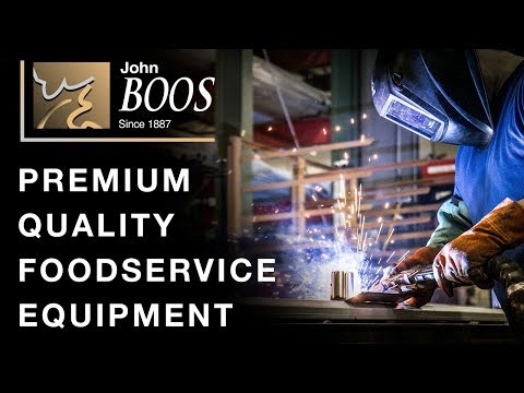 John Boos & Co. Stainless Steel - Premium Quality Foodservice Equipment