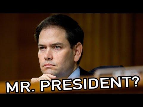 Sen. Marco Rubio Presidential Bid - Does He Have A Chance?