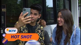 Keseruan Yasmine Napper dan Leo Consul Bermain Game Impersonate | Hot Shot