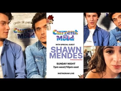 John Mayer & Shawn Mendes - Current Mood  ft Camila Cabello