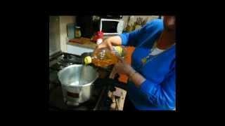 Persian Food- Adas Polo tutorial by Maman