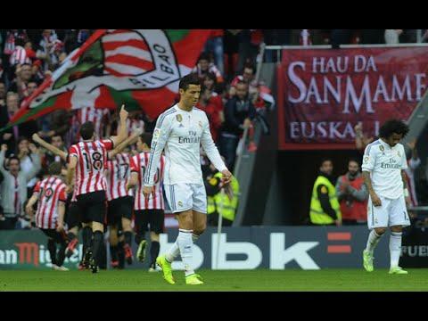 Athletic Club 1-0 Real Madrid [HD] Gol Aduriz & Palo Bale | 07/03/2015 | COPE