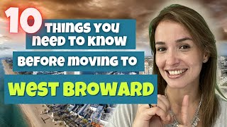 10 things 🌊 you need to know before moving to Broward County