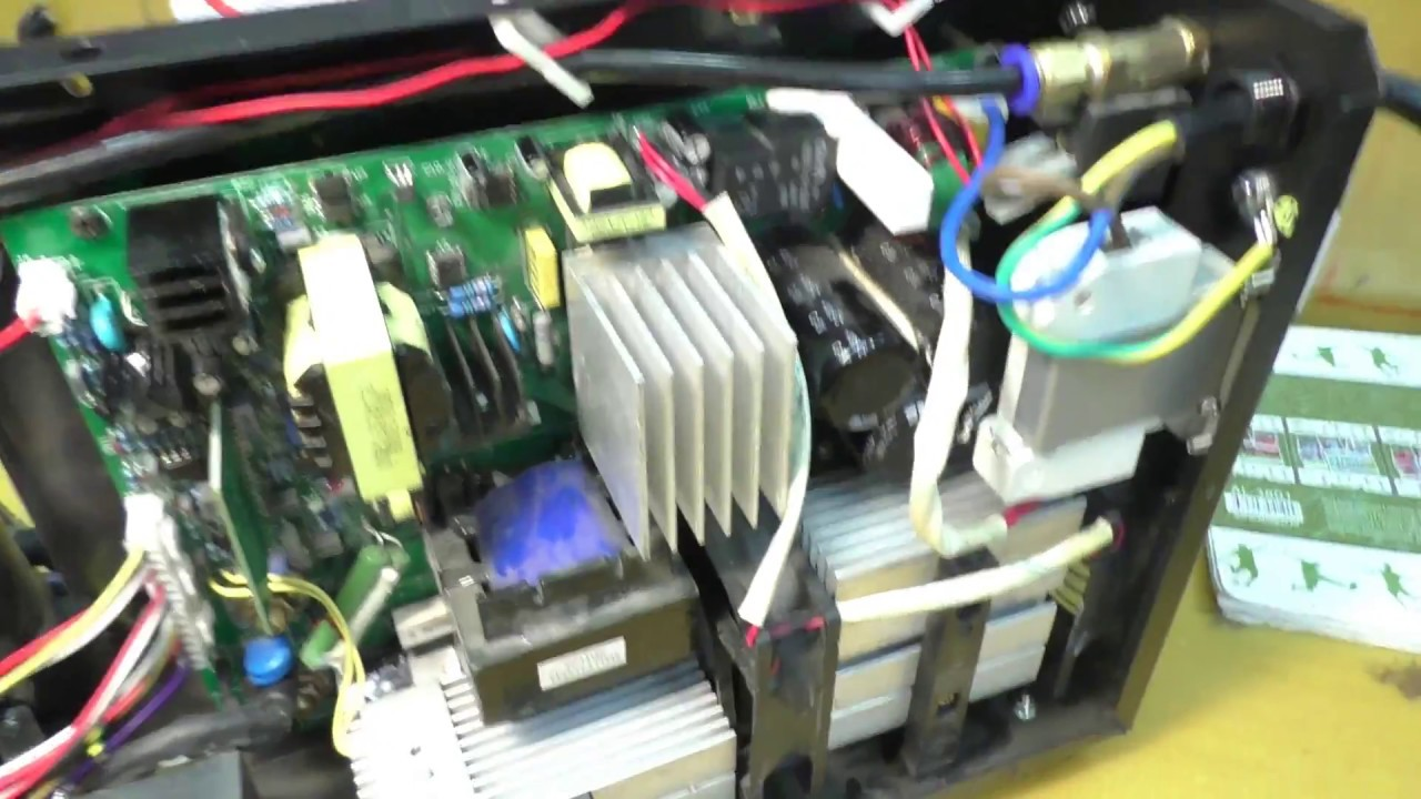 Ремонт сварочных инверторов ресанта своими руками фото 945