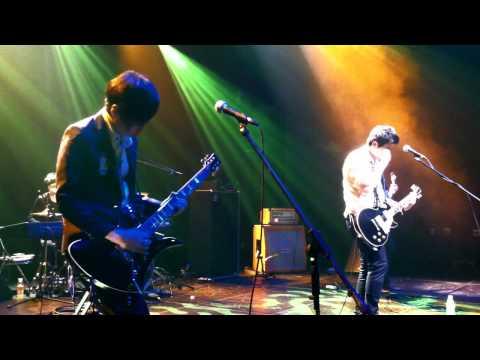 감성치유 감성치유 - 슬프지않아(120707 Happy Rock Fest)