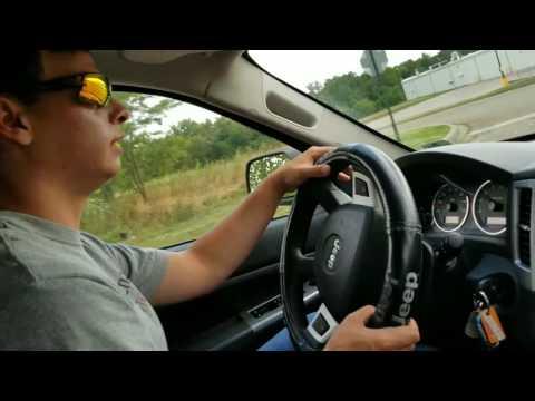 2008 Jeep Grand Cherokee Laredo review