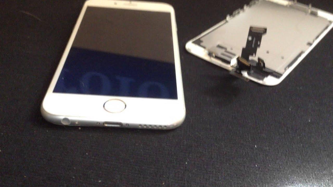 Iphone Digitizer Repair