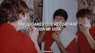 The Beatles - In My Life (Sub. Español)