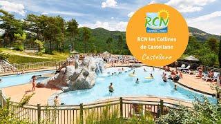 RCN Les Collines de Castellane camping en Alpes de haute Provence | 2019