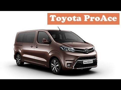 Toyota ProAce - Peugeot Traveller - Citroen Spacetourer by Mbelgedes Channel