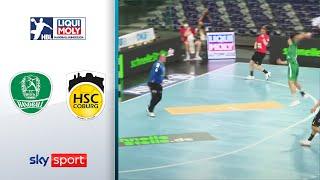 SC DHfK Leipzig - HSC 2000 Coburg | Highlights - LIQUI MOLY Handball-Bundesliga