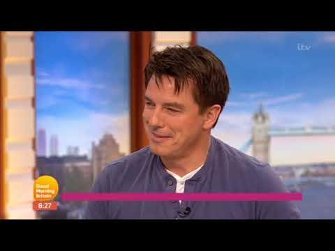 John Barrowman on Good Morning Britain 12042018