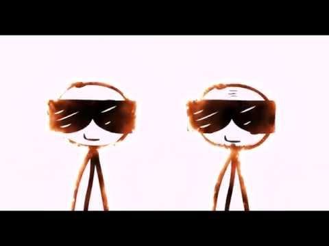 Gliša feat. Krkan - Blamage (Official Animation)