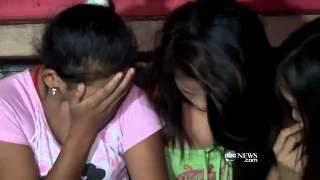 Authorities Raid Philippines Bar Suspected of Underage Prostitutio
