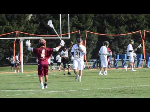 MA vs. Menlo :: Senior Night