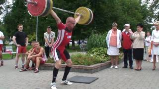 2010.08.21 Daugavpils. Weightlifting