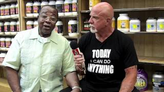 Leroy Colbert on Nutrition Bodybuilding, Ric\'s Corner-desktop.m4v