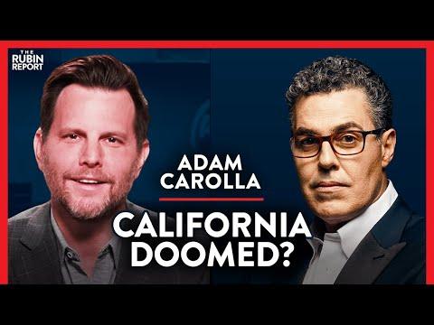 Leaving California, Voting for Lockdowns & a Rigged Election | Adam Carolla | COMEDY | Rubin Rep