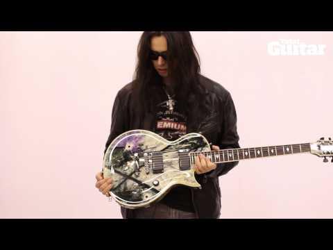 Me And My Guitar: Gus G (Firewind/Ozzy Osbourne) ESP Eclipse