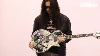 Me And My Guitar: Gus G (Firewind/Ozzy Osbourne) ESP Eclipse