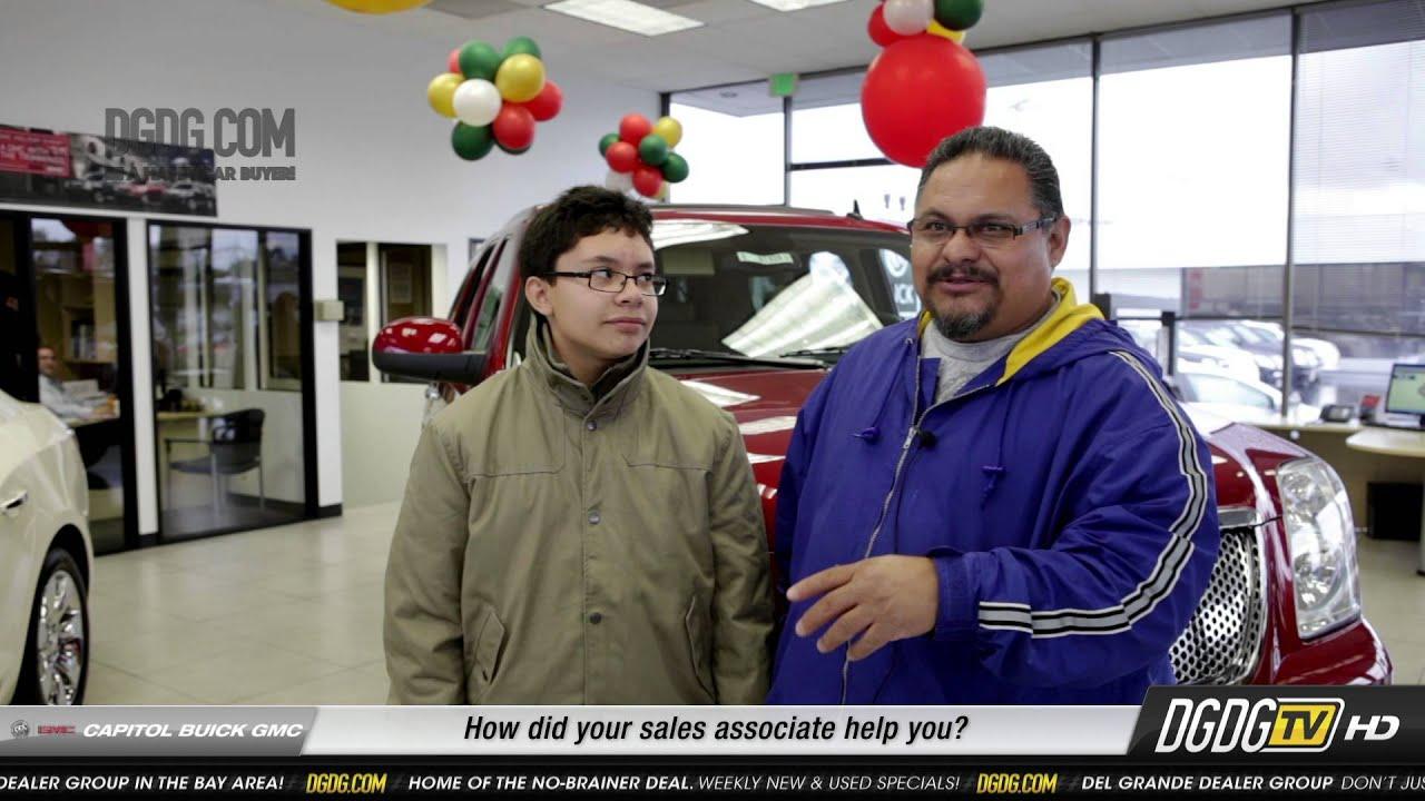 Customer Testimonial 2013 GMC Sierra Capitol Buick GMC