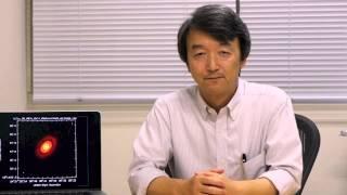 視力2000を達成したアルマ望遠鏡画像について (長谷川哲夫 国立天文台チリ観測所長)