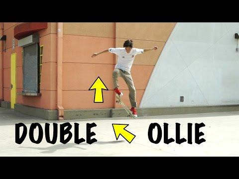 THE DOUBLE OLLIE
