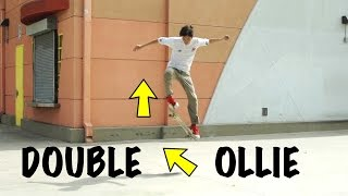 One of Chris Chann's most viewed videos: THE DOUBLE OLLIE