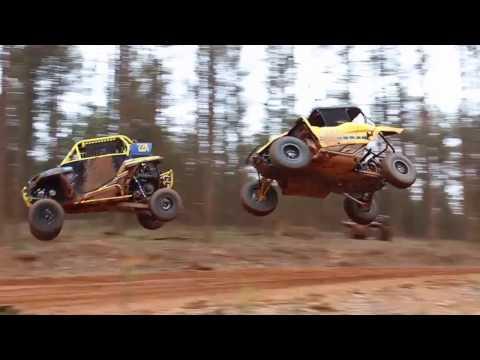 Durhamtown Kryptic SxS Racing Series Rd. 1 2017