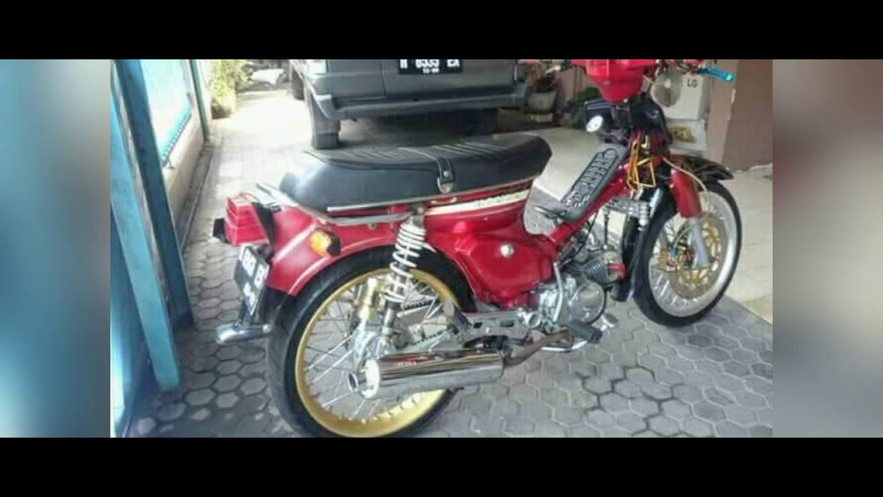 Modifikasi Motor Honda Astrea 700