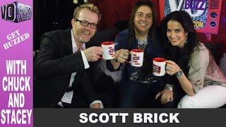 Scott Brick PT1 - Audio Book Narrator | The Process Of Voicing Audio Books EP 13