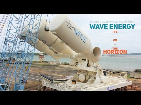 Introducing a New Wave Energy System to the Caribbean, Anguilla