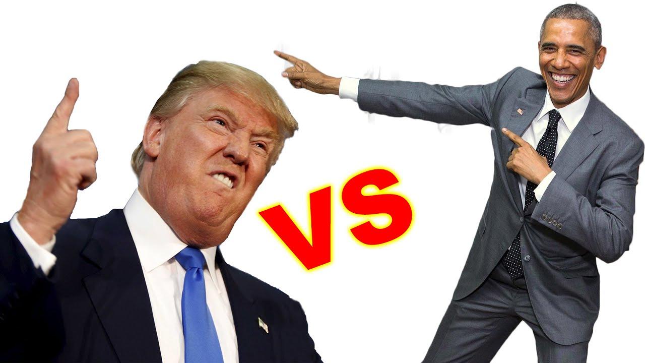 Körpersprache Trump