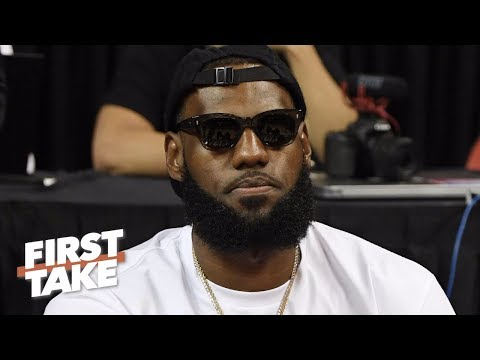 LeBron should have all the power with the Lakers - Dan Le Batard | First Take