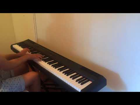 Cold Cold Cold - Cage The Elephant (Piano Cover)