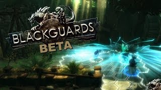 Blackguards Beta Gameplay