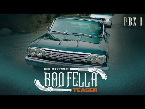 Song Teaser: Badfella| PBX 1 | Sidhu Moose Wala | Harj Nagra |Full Video Releasing ►9 NOV